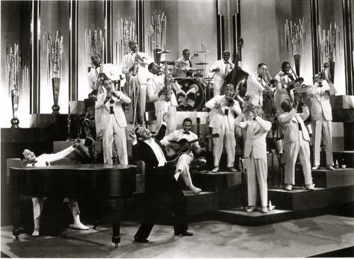 キャブ・キャロウェイと彼の楽団