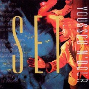 ユッスー・ンドゥールの90年発売の名作『SET』