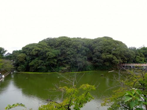 大坂冬の陣では徳川家康、夏の陣では真田幸村(信繁)が陣を置いた茶臼山